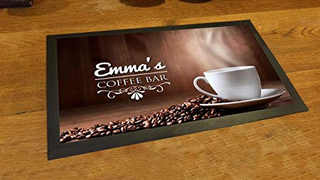 COFFEE bar runner mats >>