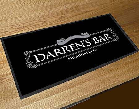 BEER Label Bar Runners >>