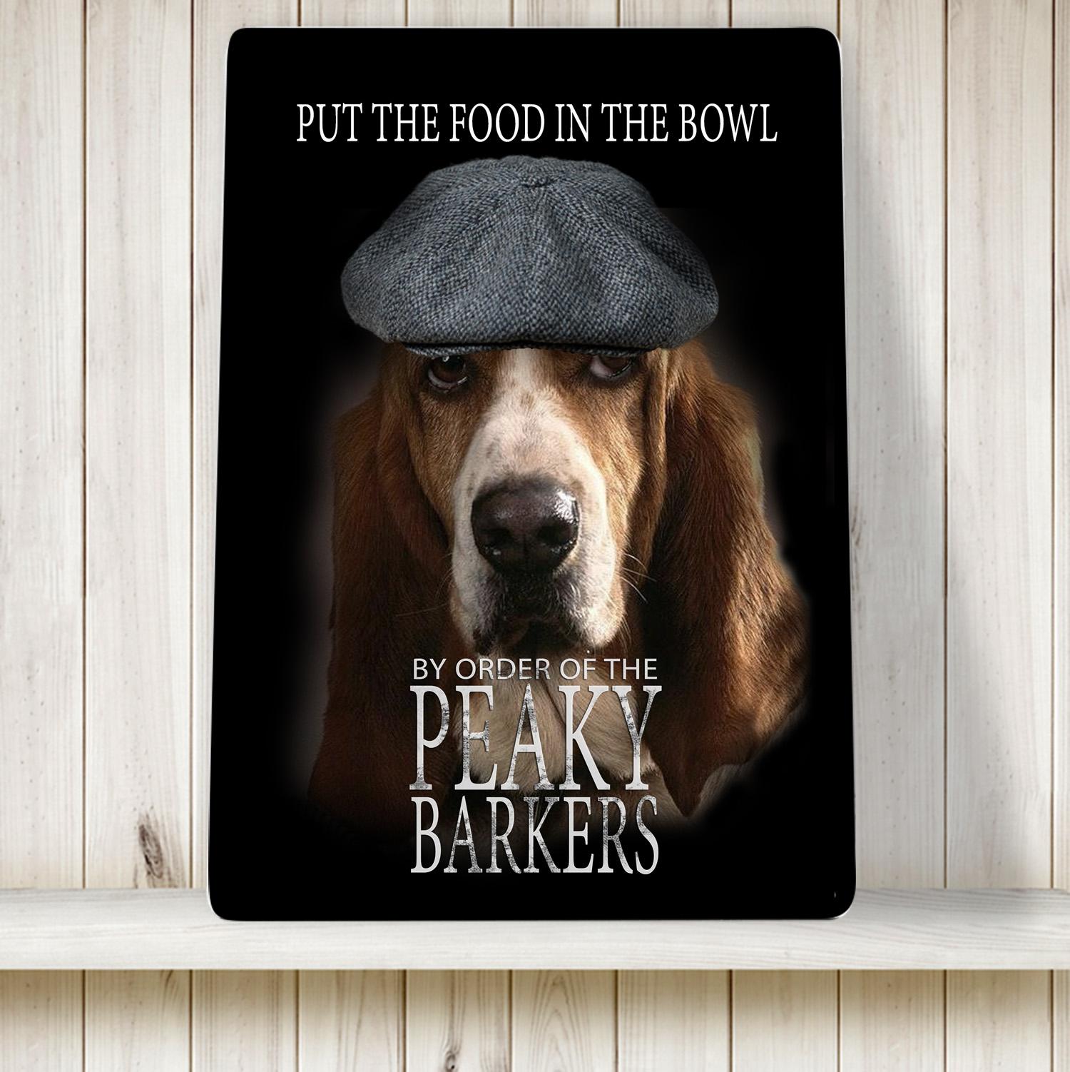 Peaky Barkers
