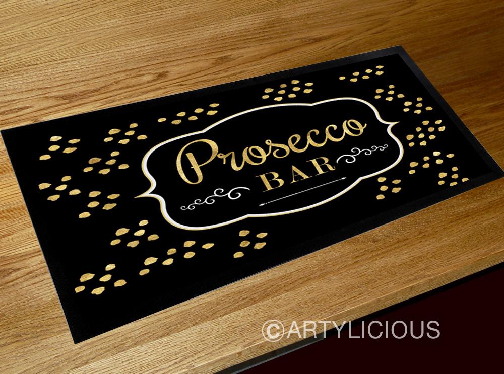 WINE / Prosecco Bar Runners >>