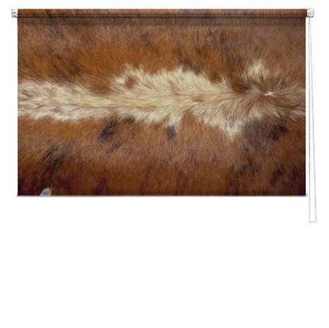 Animal Fur printed blind