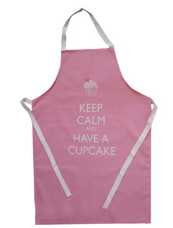 Keep Calm and have a Cupcake apron