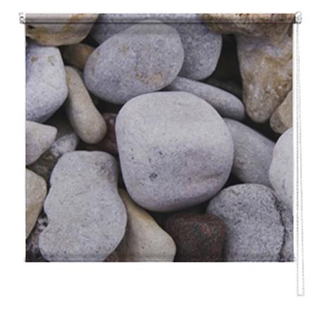 Large Pebbles printed blind
