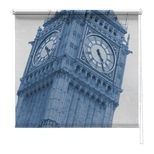 Big Ben printed blind