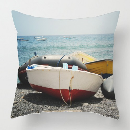 Rowing boat cushion