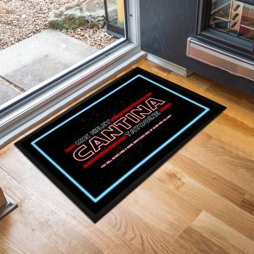 Mos Eisley Cantina door mat