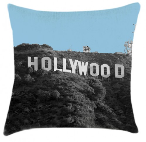 Hollywood cushion
