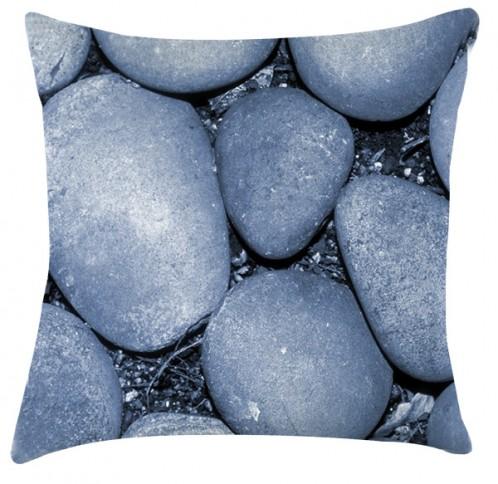 Pebbles cushion