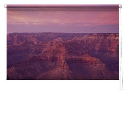 Grand Canyon printed blind