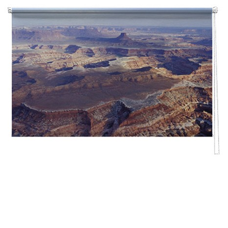 Grand Canyon printed blind