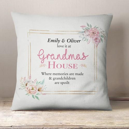 Grandmas House cushion