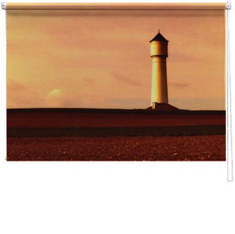 Lighthouse printed blind