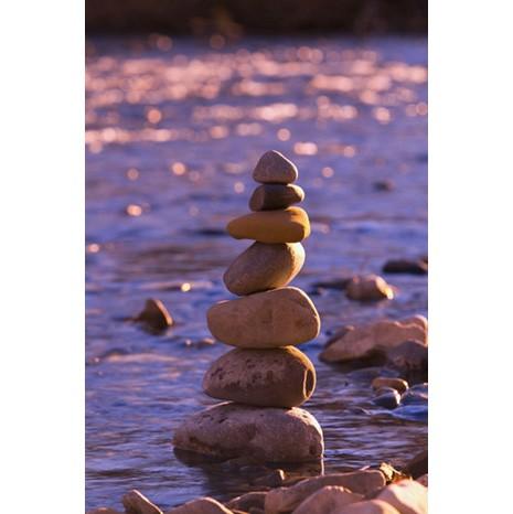 Stones canvas art
