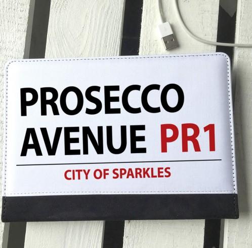 Prosecco Avenue ipad mini case