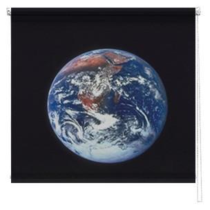 Space Planet printed blind
