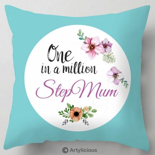 Step Mum cushion