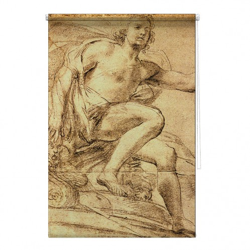 Study of Apollo Domenico Veneziano