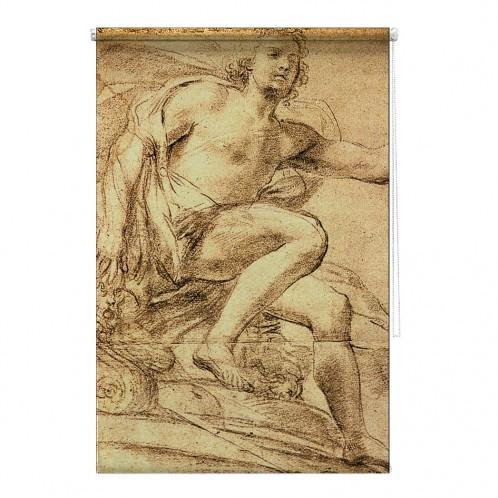 Study of Apollo Domenico Veneziano