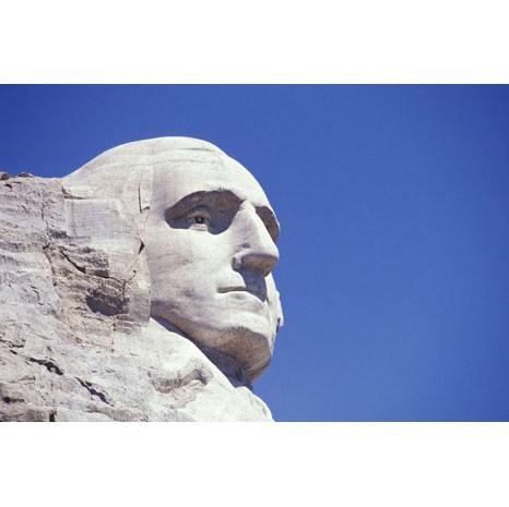 Mount Rushmore canvas art