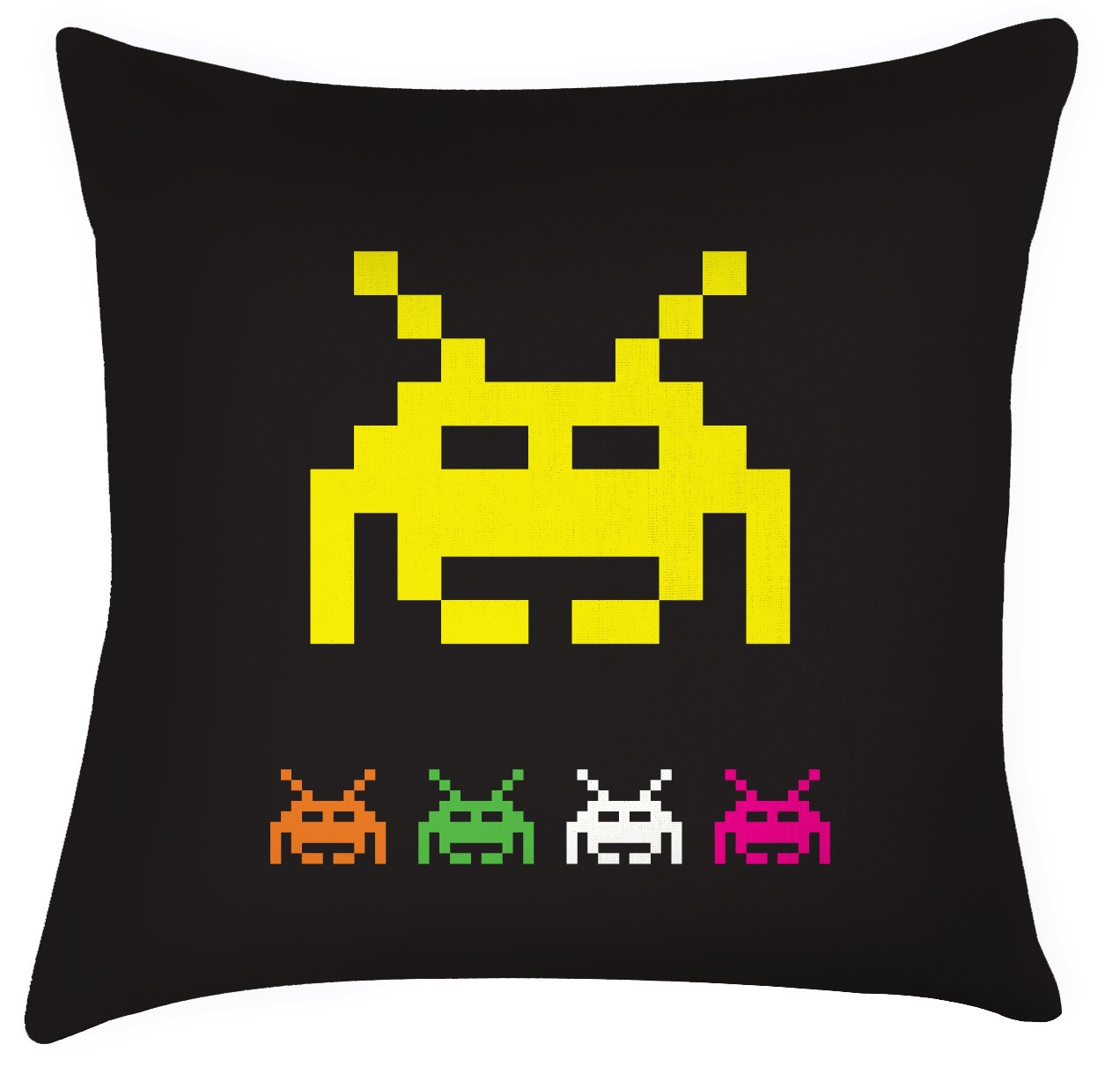 Space Invaders cushion retro game, great fathers day gift for gaming ...