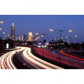 city lights canvas art