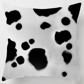 Real Cow print cushion