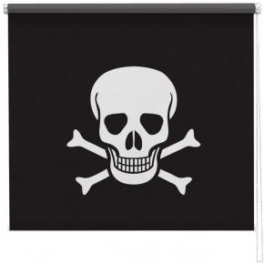 Skull & Crossbones blind