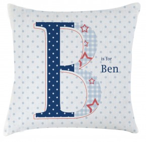 Personalised Name childrens cushion