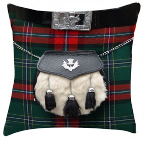 Sporran cushion