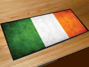 Irish flag bar runner