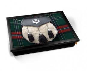 Scottish Sporran laptray