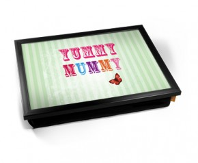 Yummy Mummy laptray