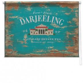 Darjeeling printed blind martin wiscombe
