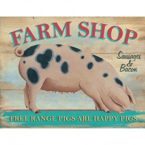 Farm shop printed blind martin wiscombe