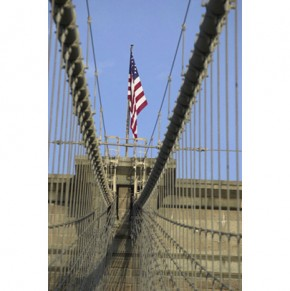 New York Canvas art brooklyn bridge