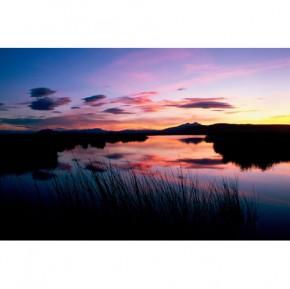 Sunset canvas art