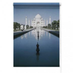 Taj mahal printed blind
