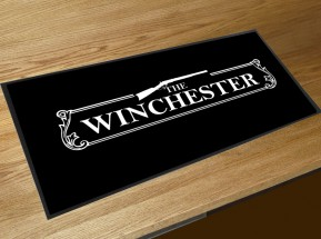 Winchester pub bar runner