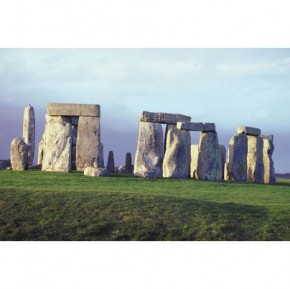 Stone Henge canvas art