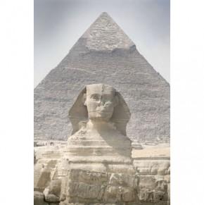Pyramid canvas art