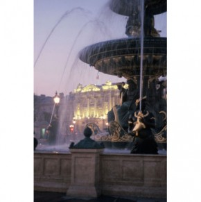 Paris canvas art