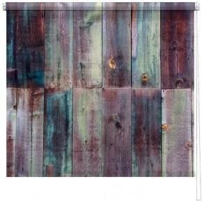 Wood texture blind