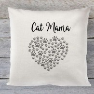 Cat Mama, mothers day gift cushion