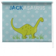 Dinosaur printed childrens blind
