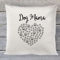 Dog Mama, mothers day gift cushion
