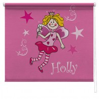 Fairy printed childrens blind