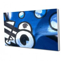 Graffiti canvas art