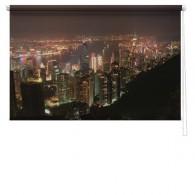 Hong Kong printed blind