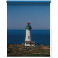 Lighthouse printed blind