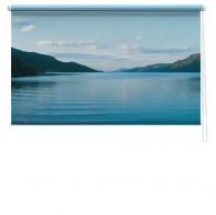 Loch Ness printed blind
